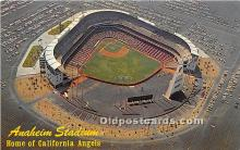 Anaheim Stadium, Home of the California Angels
