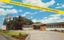 International Headquarters Little League Baseball