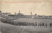 Holy Cross Yae Game, Fitton Field May 20, 1905