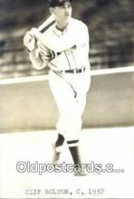 spo070038 - Clif Bolton Baseball Postcard Detroit Tigers Base Ball Postcard Post Card