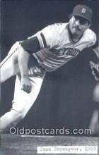 spo070067 - Juan Berenguer Baseball Postcard Detroit Tigers Base Ball Postcard Post Card