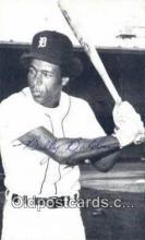 spo070072 - Billy Baldwin Baseball Non Postcard Image Detroit Tigers Base Ball Postcard Post Card