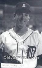 spo070077 - Howard Bailey Baseball Postcard Detroit Tigers Base Ball Postcard Post Card