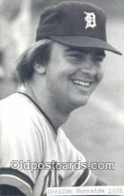 spo070078 - Sheldon Burnside Baseball Postcard Detroit Tigers Base Ball Postcard Post Card