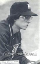 spo070085 - Mike Chris Baseball Non Postcard Detroit Tigers Base Ball Postcard Post Card