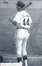 spo070096 - Kevin Collins Baseball Postcard Detroit Tigers Base Ball Postcard Post Card