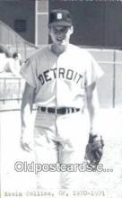 spo070097 - Kevin Collins Baseball Postcard Detroit Tigers Base Ball Postcard Post Card