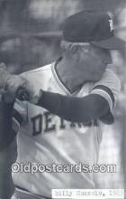 spo070099 - Billy Consolo Baseball Postcard Detroit Tigers Base Ball Postcard Post Card