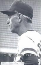 spo070100 - Billy Consolo Baseball Postcard Detroit Tigers Base Ball Postcard Post Card