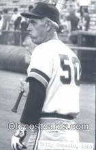 spo070101 - Billy Consolo Baseball Postcard Detroit Tigers Base Ball Postcard Post Card