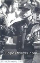 spo070104 - Billy Consolo Baseball Postcard Detroit Tigers Base Ball Postcard Post Card