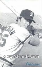 spo070107 - Corcoran Baseball Postcard Detroit Tigers Base Ball Postcard Post Card