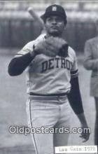spo070110 - Les Cain Baseball Postcard Detroit Tigers Base Ball Postcard Post Card