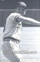 spo070120 - Chuck Cary Baseball Postcard Detroit Tigers Base Ball Postcard Post Card