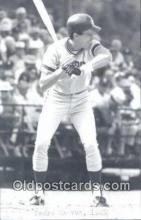 spo070123 - Pedro Chaves Baseball Postcard Detroit Tigers Base Ball Postcard Post Card