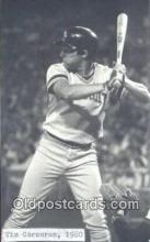 spo070137 - Tim Corcoran Baseball Non Postcard Detroit Tigers Base Ball Postcard Post Card