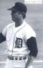spo070138 - Norm Cash Baseball Postcard Detroit Tigers Base Ball Postcard Post Card