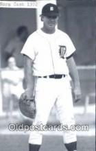 spo070139 - Norm Cash Baseball Postcard Detroit Tigers Base Ball Postcard Post Card