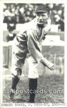 spo070181 - Howard Ehmke Baseball Postcard Detroit Tigers Base Ball Postcard Post Card