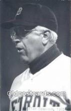 spo070271 - Alex Grammas Base Ball Postcard Detroit Tigers Baseball Postcard Post Card