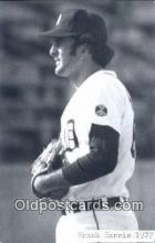 spo070283 - Frank Harris Base Ball Postcard Detroit Tigers Baseball Postcard Post Card