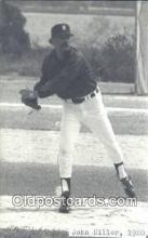 spo070297 - John Hiller Baseball Non Postcard Detroit Tigers Base Ball Postcard Post Card