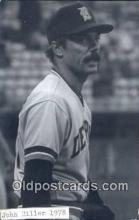 spo070299 - John Hiller Base Ball Postcard Detroit Tigers Baseball Postcard Post Card
