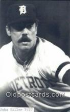 spo070301 - John Hiller Baseball Non Postcard Detroit Tigers Base Ball Postcard Post Card