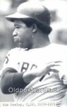spo070308 - Tim Hosley Base Ball Postcard Detroit Tigers Baseball Postcard Post Card