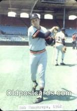spo070322 - Bob Humphreys Base Ball Photograph,  Non Postcard Detroit Tigers Baseball Postcard Post Card
