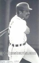 spo070328 - Lynn Jones Base Ball Non Postcard Detroit Tigers Baseball Postcard Post Card