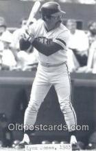 spo070333 - Lynn Jones Base Ball Postcard Detroit Tigers Baseball Postcard Post Card