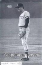 spo070334 - Dalton Jones Base Ball Postcard Detroit Tigers Baseball Postcard Post Card