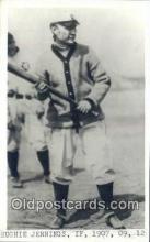 spo070335 - Hughie Jennings Base Ball Postcard Detroit Tigers Baseball Postcard Post Card