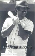 spo070342 - Lynn Jones Base Ball Non Postcard Detroit Tigers Baseball Postcard Post Card