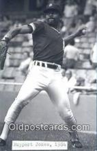 spo070344 - Ruppert Jones Base Ball Postcard Detroit Tigers Baseball Postcard Post Card