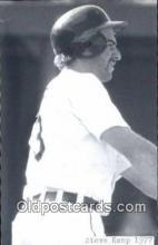 spo070351 - Steve Kemp Base Ball Postcard Detroit Tigers Baseball Postcard Post Card