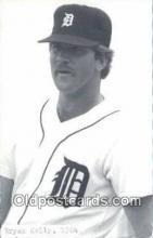 spo070359 - Bryan Kelly Base Ball Postcard Detroit Tigers Baseball Postcard Post Card