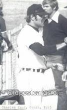 spo070362 - Charlie Kuhn Base Ball Postcard Detroit Tigers Baseball Postcard Post Card