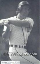 spo070367 - Steve Kemp Base Ball Non Postcard Detroit Tigers Baseball Postcard Post Card