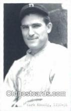 spo070368 - Msrk Koenig Base Ball Postcard Detroit Tigers Baseball Postcard Post Card
