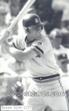 spo070373 - Bruce Kimm Base Ball Non Postcard Detroit Tigers Baseball Postcard Post Card