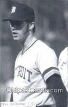 spo070378 - Mike Kilkenny Base Ball Postcard Detroit Tigers Baseball Postcard Post Card