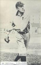 spo070380 - Ed Killian Base Ball Postcard Detroit Tigers Baseball Postcard Post Card