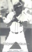 spo070388 - Chet Lemon Base Ball Non Postcard Detroit Tigers Baseball Postcard Post Card