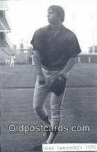 spo070390 - Dave Lemanczyk Base Ball Postcard Detroit Tigers Baseball Postcard Post Card