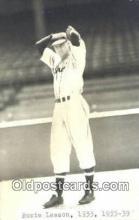 spo070395 - Roxie Lawson Base Ball Postcard Detroit Tigers Baseball Postcard Post Card