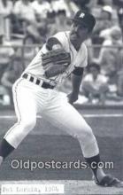 spo070397 - Pat Larkin Base Ball Postcard Detroit Tigers Baseball Postcard Post Card