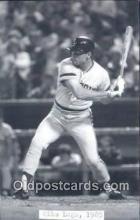 spo070399 - Mike Laga Base Ball Postcard Detroit Tigers Baseball Postcard Post Card