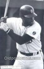 spo070404 - Marvin Lane Base Ball Postcard Detroit Tigers Baseball Postcard Post Card